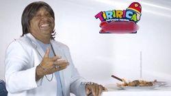 Gravadora veta paródia de Tiririca com música de Roberto