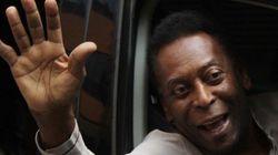 Com infecção urinária, Pelé passa a noite em hospital em