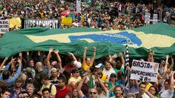 'Será que os protestos simbolizaram o surgimento de um novo tipo de