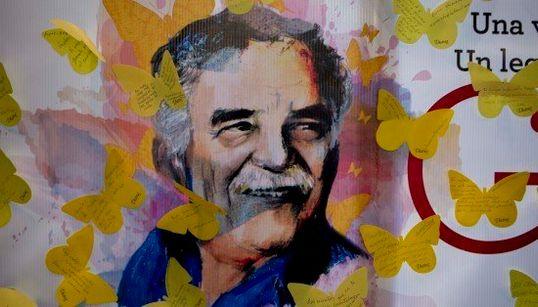 Para lembrar um ano da morte de García Márquez: borboletas