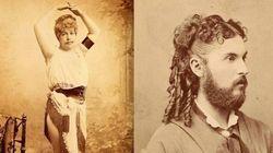 Veja imagens de 'drag queens' do século