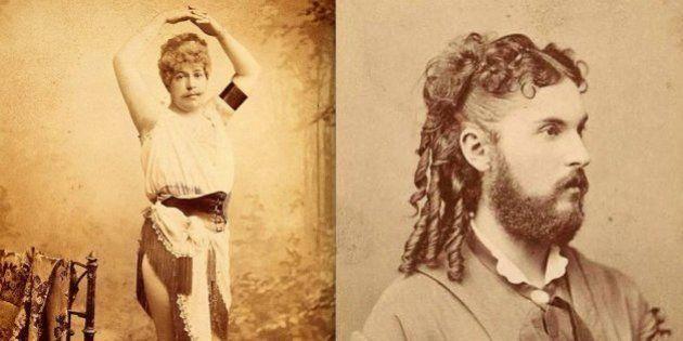 Pré-Conchita: Veja fotos com 'drag queens' do século