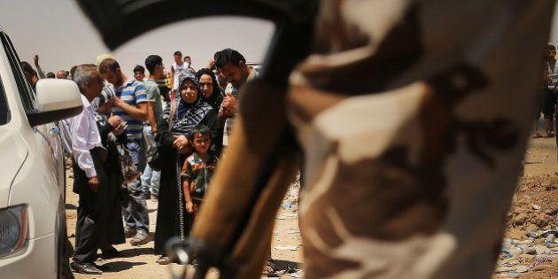 Alimentos de programa da ONU são entregues na Síria com logo do Estado