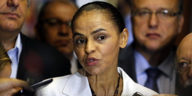 A candidata à Presidência da República pelo PSB, Marina Silva, será sabatinada no Jornal