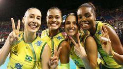 Brasil atropela Bélgica e mantém vivo sonho da 10ª conquista no Grand