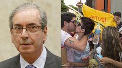 Para quem espera a criminalização da homofobia, Eduardo Cunha tem um
