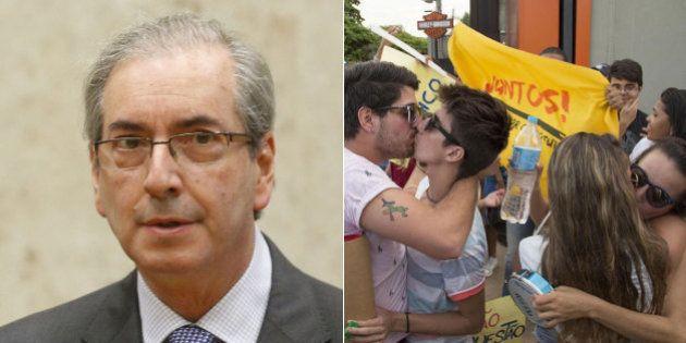 Eduardo Cunha diz que