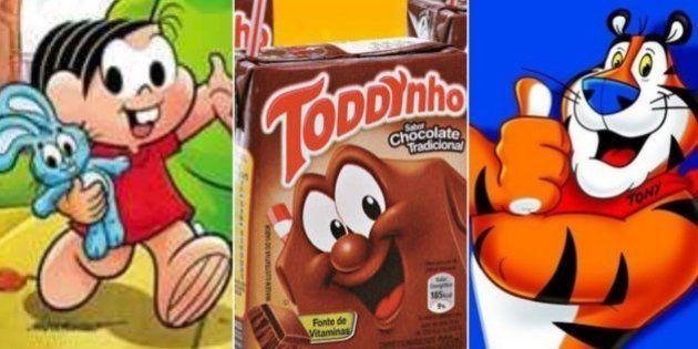 Resolução da publicidade infantil: o que vai acontecer com a Maçã da Turma da Mônica, Toddynho e outros...