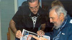 Ele voltou! Cuba divulga fotos de Fidel