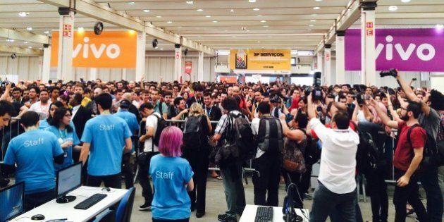 #cpbr8: Campus Party 2015 terá homem que quer colonizar Marte, adolescentes empreendedores e concurso...