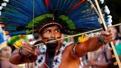 Mais de 2.000 indígenas se preparam para Jogos Mundiais no