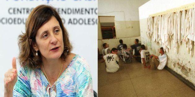 Jovem é punido com mais rigor que adulto, diz presidente da Fundação