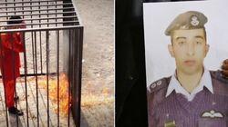 Este piloto foi queimado vivo pelo Estado