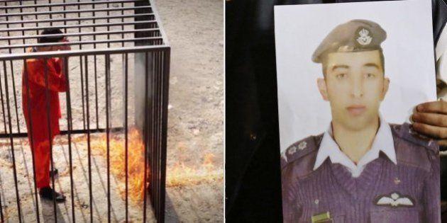 Estado Islâmico divulga vídeo onde piloto jordaniano é queimado