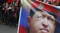Um balé em homenagem a Hugo Chávez. Reserve