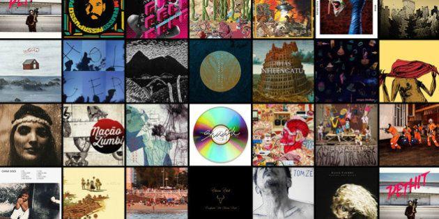32 discos nacionais de 2014 para ouvir antes que o ano