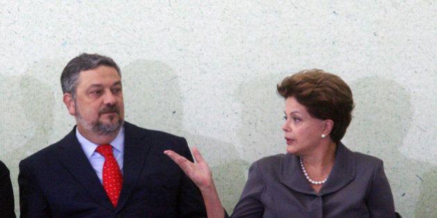 Ex-ministro Antonio Palocci recebeu R$ 12 milhões de empresas em 2010, diz