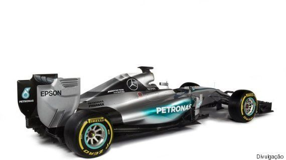 Conheça a máquina que está mantendo Hamilton na liderança da F1 em