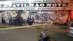 Chacina em sede de torcida do Corinthians deixa oito