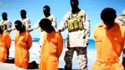 Vídeo divulgado pelo Estado Islâmico mostra execução de cristãos