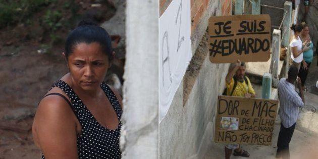 Mãe de Eduardo de Jesus, morto no Complexo do Alemão, diz que não perdoará