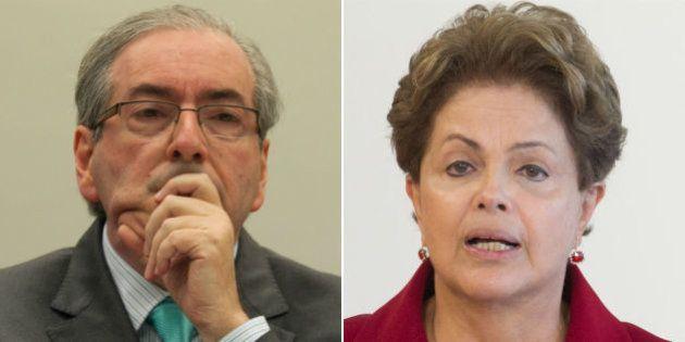 Entre críticas aos petistas, Eduardo Cunha diz que nunca houve processo de coalizão no