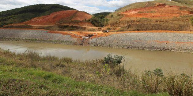Crise hídrica: Reserva do Paraíba do Sul para o Rio de Janeiro pode durar até agosto se a seca for igual...