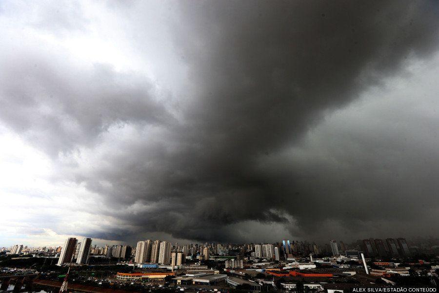 Chuva forte em São Paulo vai beneficiar Sistema Cantareira