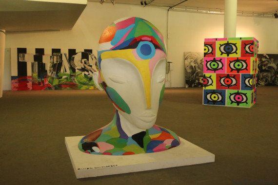 Bienal do Grafite traz obras de 60 artistas de todo o mundo para São