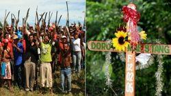 ESTUDO: Mais ativistas morreram no Brasil do que em qualquer parte do mundo em