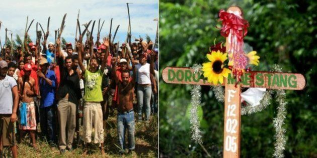 Brasil registrou o maior número de morte de ativistas em 2014, diz ONG internacional