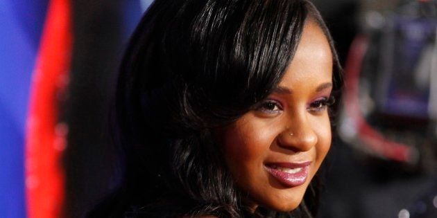Bobby Brown diz que filha com Whitney Houston