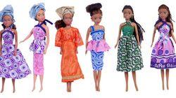 Barbie!? Que nada! Na Nigéria estas bonecas fazem o maior