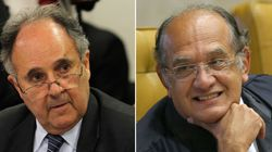 Senadores vão pressionar Gilmar Mendes parar julgar o financiamento de
