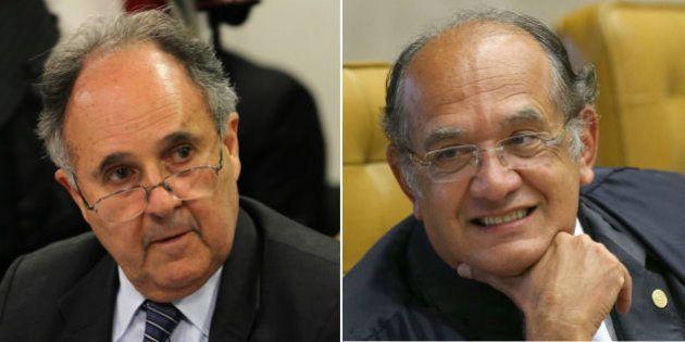 Senadores vão pressionar Gilmar Mendes para julgar financiamento de