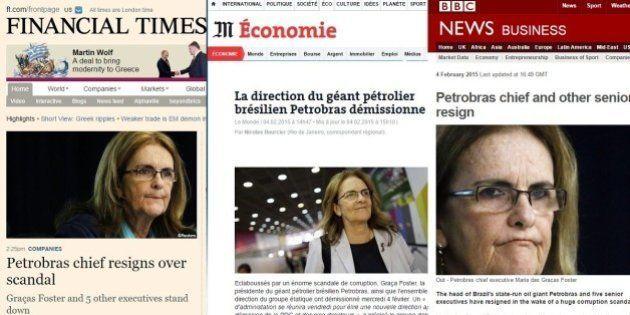 Renúncias na diretoria da Petrobras são destaque na imprensa