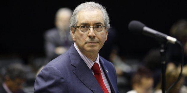 Eduardo Cunha, novo presidente da Câmara, diz que deputado que faltar à sessão terá desconto no