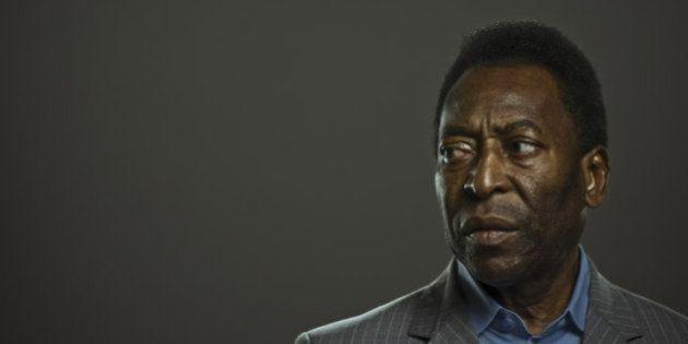 Instabilidade clínica faz Pelé ir para unidade