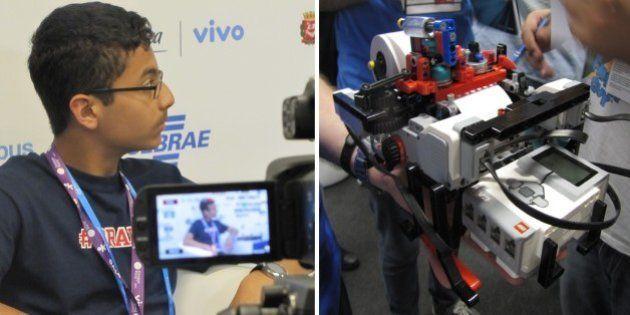 Conheça Shubham Banerjee: O menino de 13 anos que criou a primeira impressora braile de baixo