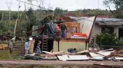 Tornado em SC: Exército ajudará na remoção de escombros e limpeza da
