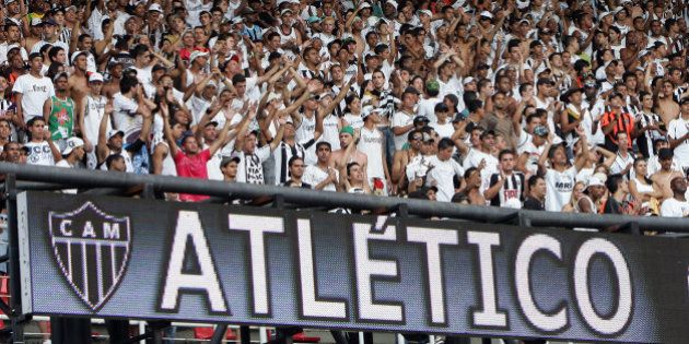Atlético 0 X 1 Cruzeiro no Mineirão pelo Campeonato Brasileiro 2009 13.10.09 - Crédito na foto: BRUNO...