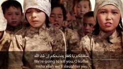 Estado Islâmico vende, crucifica e enterra crianças vivas no
