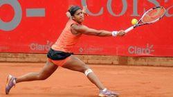FOTOS: Teliana Pereria - melhor brasileira no ranking feminino de