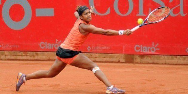 Teliana Pereria: A melhor brasileira no ranking feminino de tênis