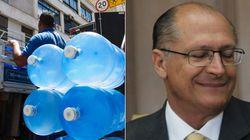Crise da água em SP: Comitê criado por Alckmin irrita prefeitos e Aliança pela