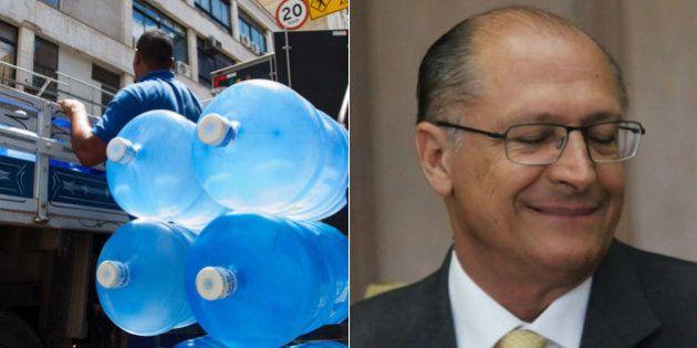 Criticado por prefeitos, Comitê de Crise Hídrica da Grande SP criado por Geraldo Alckmin é criticado...