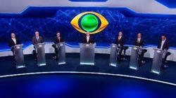 Debate na Band: os figurinos dos candidatos ao governo de