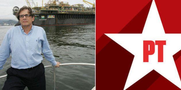 PT recebeu até US$ 200 milhões de propina da Petrobras, diz