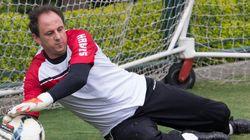 'Fominha', Rogério Ceni adia a aposentadoria por mais seis