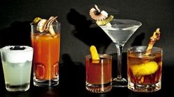 5 Drinks com BACON e outras